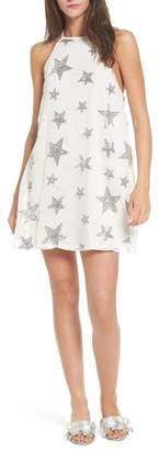 Show Me Your Mumu Gomez Embroidered Shift Dress