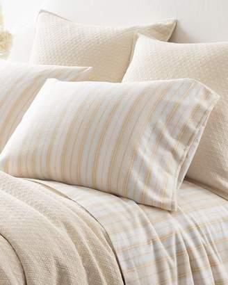 Pine Cone Hill Shelburne Stripe Flannel Twin Sheet Set