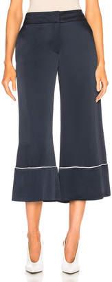 Monse Wide Leg Pajama Pant