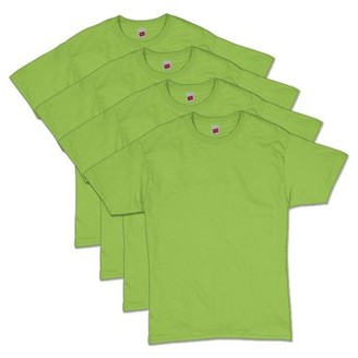 Hanes Men's ComfortSoft Short Sleeve Tee Value Pack (4-pack)