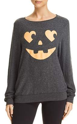 Wildfox Couture Jack-O Heart Sweatshirt