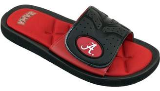 NCAA Alabama Men's Cushion Slide Sandal