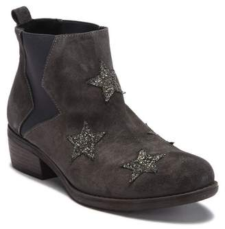 Eric Michael Daisy Lightning Gore Ankle Bootie