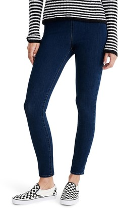 Madewell Roadtripper Pull-On Jeggings