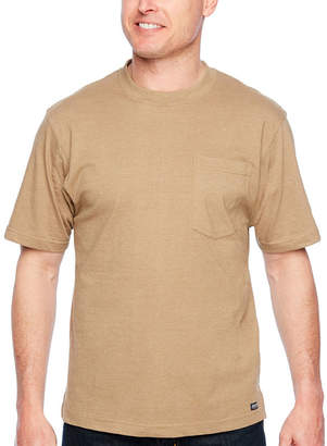 Smith Workwear Short Sleeve Long Tail Pocket Tee With Gusset