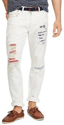 Polo Ralph Lauren Sullivan Slim Fit Jeans $185 thestylecure.com