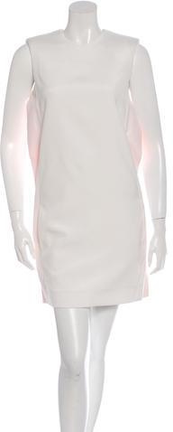 CelineCéline Sleeveless Shift Dress