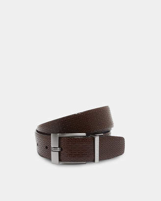 Ted Baker INKA Reversible buckle leather belt