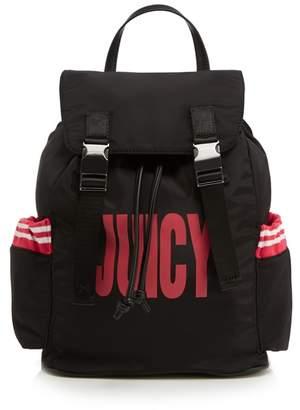Juicy Couture JUICY Juicy by Black Kinney Logo Backpack