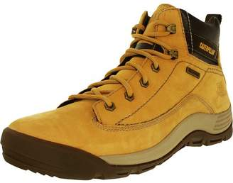 CAT Men's Southwark Wp Honey Reset High-Top Leather Industrial and Construction Shoe - 11.5M