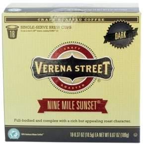 Verena Street? Verena Street Nine Mile Sunset 18ct Single Cup