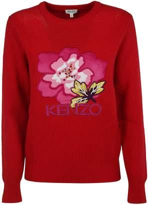 Kenzo Indonesian Flower Jumper