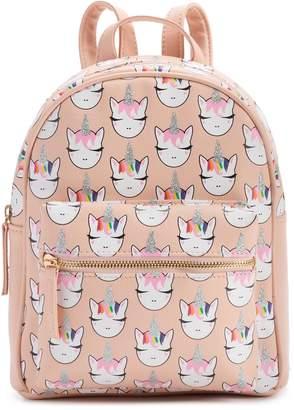 2f9eb0e134 Omg Accessories OMG Accessories Glitter Unicorn Mini Backpack