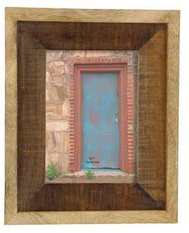 Bloomsbury Market Markley Double Layered Wooden Picture Frame