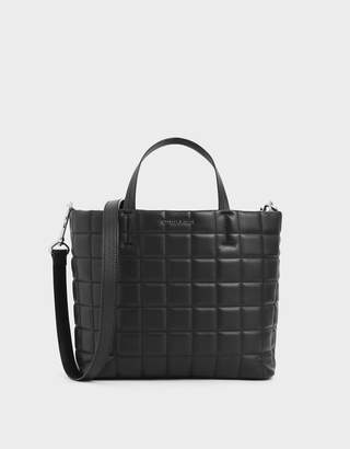 Charles & Keith Quilted Short Strap Tote Bag