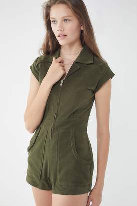 Show Me Your Mumu Outlaw Corduroy Romper