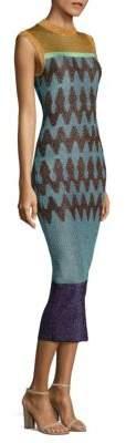 Missoni Zig Zag Jacquard Dress