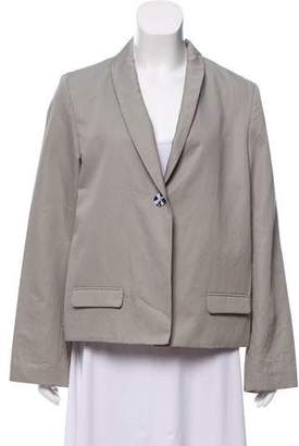 Creatures of the Wind Wove Shawl Lapel Blazer