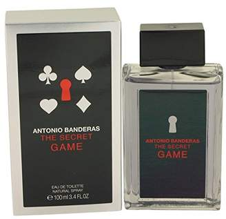 Antonio Banderas The Secret Game Eau de Toilette Spray for Men