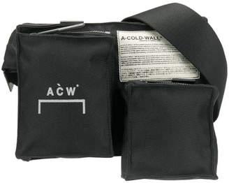 A-Cold-Wall* canvas belt bag