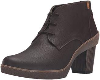 El Naturalista Women's Nf74 Lichen Ankle Bootie