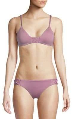 Dolce Vita Macrame Bikini Top