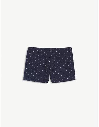 Ralph Lauren Star print seersucker cotton shorts 7-14 years