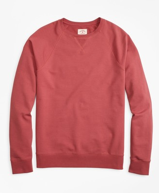 Brooks Brothers French Terry Crewneck Sweatshirt