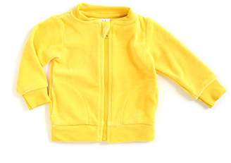 Camilla And Marc Mundo melocotón Baby Girls' Pullover yellow 62-68 cm
