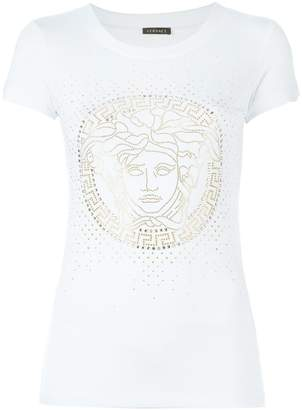 Versace Medusa slim fit T-shirt