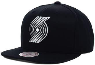 Mitchell & Ness Portland Trail Blazers Team Snapback Cap