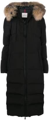 Moncler hooded padded coat
