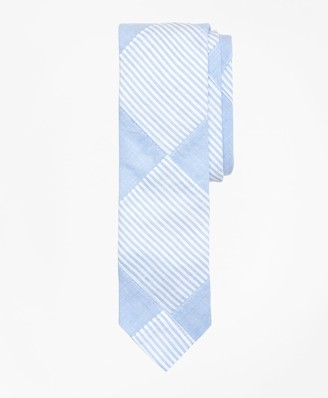Brooks Brothers Cotton Patchwork Tie