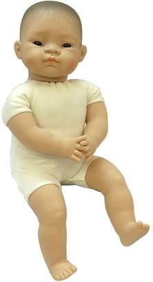 Miniland Asian Soft Bodied Doll, 40 cm