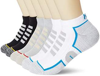 Kold Feet Women's Sports 6-Pack Athletic No Show Running Socks Cushioned Low Cut Comfort fit