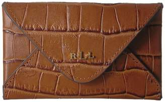 Lauren Ralph Lauren Medium Card Case Handbags