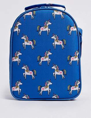 Marks and Spencer Kids' Unicorn Lunch Box with ThinsulateTM