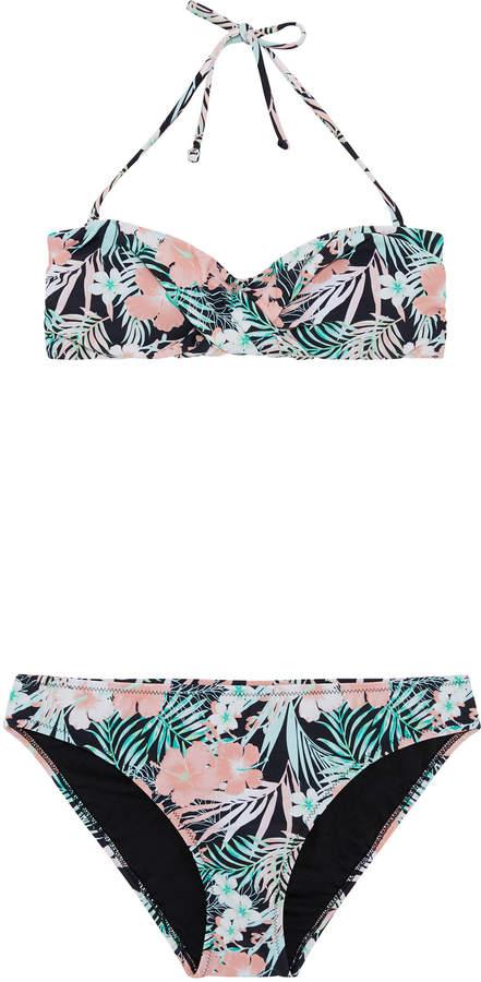 Bandeau Bikini-Set - Bikini Set für Damen