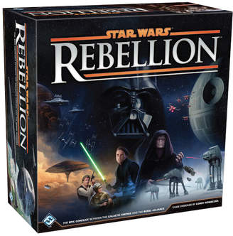 Star Wars Rebellion Game