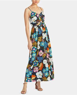 Rachel Roy Magnolia Double-Tie Maxi Dress