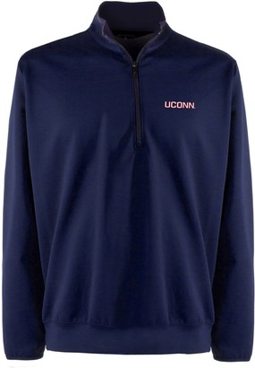 Antigua Men's UConn Huskies 1/4-Zip Leader Pullover
