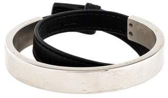 Loewe Leather Bangle