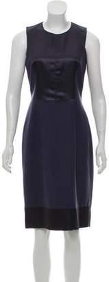 Etro Sleeveless Wool Dress