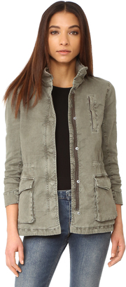 James Perse Utility Jacket $475 thestylecure.com