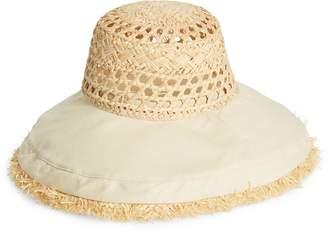 San Diego Hat Raffia & Cotton Hat