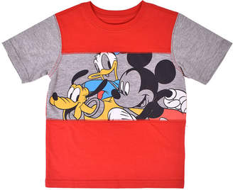 DISNEY MICKEY MOUSE Disney Mickey and Friends Graphic T-Shirt-Toddler Boys
