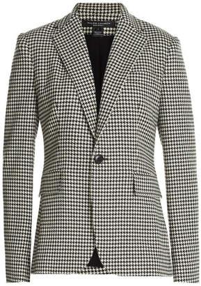 Ralph Lauren Black Label Printed Wool Blazer