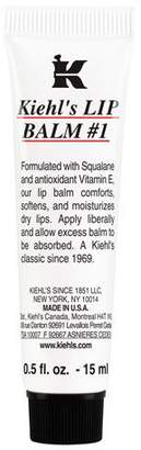 Kiehl's Lip Balm 1, Tube, 0.5 oz.