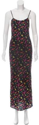 LHD Silk Maxi Dress