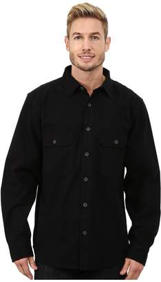 Woolrich Expedition Chamois Shirt Men's Long Sleeve Button Up